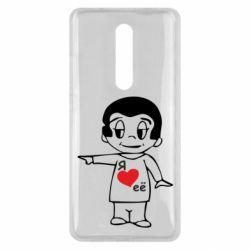 Чехол для Xiaomi Mi9T Я люблю ее