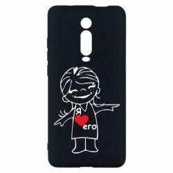 Чехол для Xiaomi Mi9T Я люблю его
