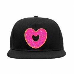Снепбек Я люблю пончик