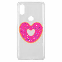Чехол для Xiaomi Mi Mix 3 Я люблю пончик