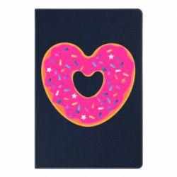 Блокнот А5 Я люблю пончик