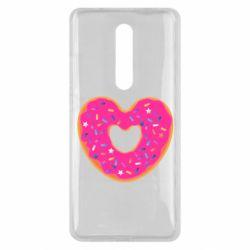 Чехол для Xiaomi Mi9T Я люблю пончик