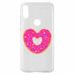 Чехол для Xiaomi Mi Play Я люблю пончик