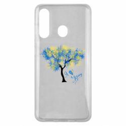 Чохол для Samsung M40 Я люблю Україну і дерево