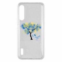 Чохол для Xiaomi Mi A3 Я люблю Україну і дерево