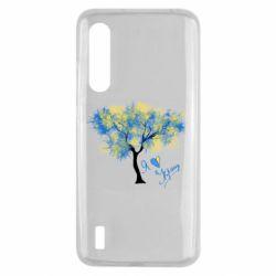 Чохол для Xiaomi Mi9 Lite Я люблю Україну і дерево