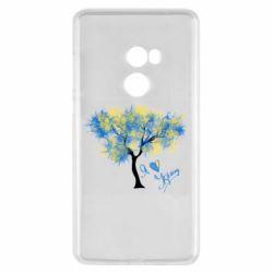 Чохол для Xiaomi Mi Mix 2 Я люблю Україну і дерево