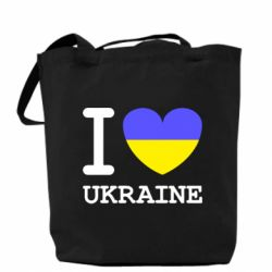 Сумка Я люблю Україну - FatLine