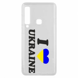 Чохол для Samsung A9 2018 Я люблю Україну
