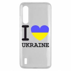 Чехол для Xiaomi Mi9 Lite Я люблю Україну