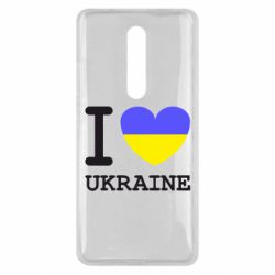 Чехол для Xiaomi Mi9T Я люблю Україну