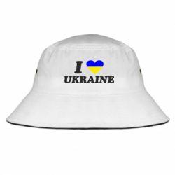 Панама Я люблю Україну