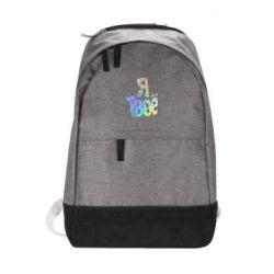 Городской рюкзак Я твое голограмма