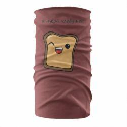 Бандана-труба Я твій хлібець