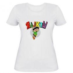 Женская футболка Яалкаш