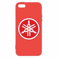 Чехол для iPhone5/5S/SE Yamaha Big Logo
