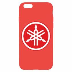 Чехол для iPhone 6/6S Yamaha Big Logo