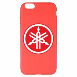 Чехол для iPhone 6 Plus/6S Plus Yamaha Big Logo