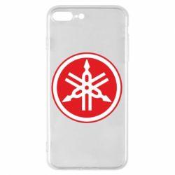 Чехол для iPhone 8 Plus Yamaha Big Logo