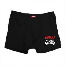 Мужские трусы Yamaha Bike