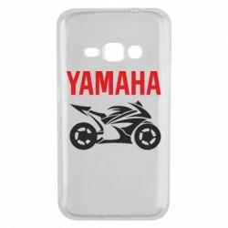 Чохол для Samsung J1 2016 Yamaha Bike
