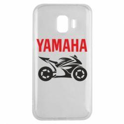 Чохол для Samsung J2 2018 Yamaha Bike