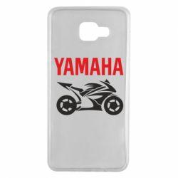 Чохол для Samsung A7 2016 Yamaha Bike