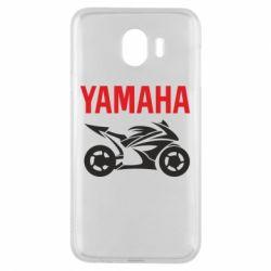 Чохол для Samsung J4 Yamaha Bike