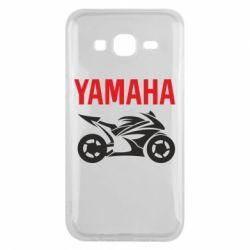 Чохол для Samsung J5 2015 Yamaha Bike