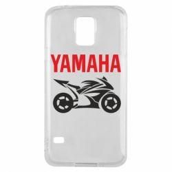 Чохол для Samsung S5 Yamaha Bike