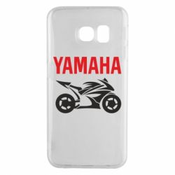 Чехол для Samsung S6 EDGE Yamaha Bike