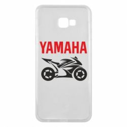 Чехол для Samsung J4 Plus 2018 Yamaha Bike