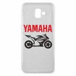 Чехол для Samsung J6 Plus 2018 Yamaha Bike