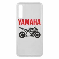 Чохол для Samsung A7 2018 Yamaha Bike