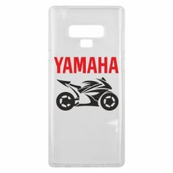Чехол для Samsung Note 9 Yamaha Bike