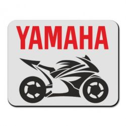 Коврик для мыши Yamaha Bike - FatLine