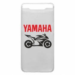 Чохол для Samsung A80 Yamaha Bike