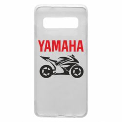 Чохол для Samsung S10 Yamaha Bike