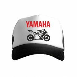 Дитяча кепка-тракер Yamaha Bike