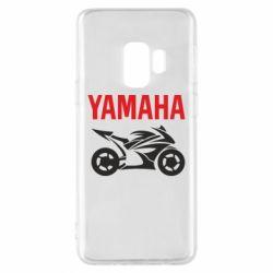 Чохол для Samsung S9 Yamaha Bike