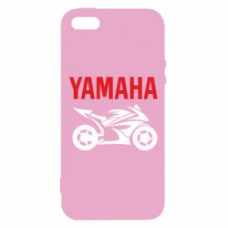 Чехол для iPhone5/5S/SE Yamaha Bike