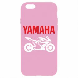 Чехол для iPhone 6/6S Yamaha Bike