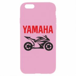 Чехол для iPhone 6 Plus/6S Plus Yamaha Bike