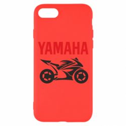 Чехол для iPhone 7 Yamaha Bike