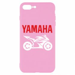 Чехол для iPhone 7 Plus Yamaha Bike