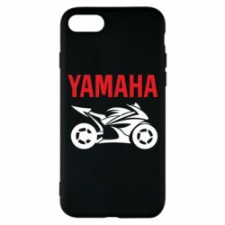 Чехол для iPhone 8 Yamaha Bike