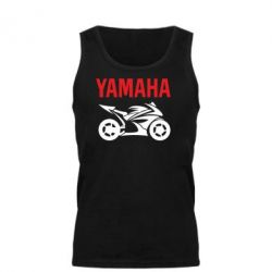 Мужская майка Yamaha Bike - FatLine