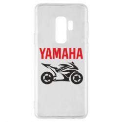Чохол для Samsung S9+ Yamaha Bike