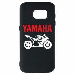 Чохол для Samsung S7 Yamaha Bike