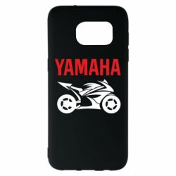 Чехол для Samsung S7 EDGE Yamaha Bike